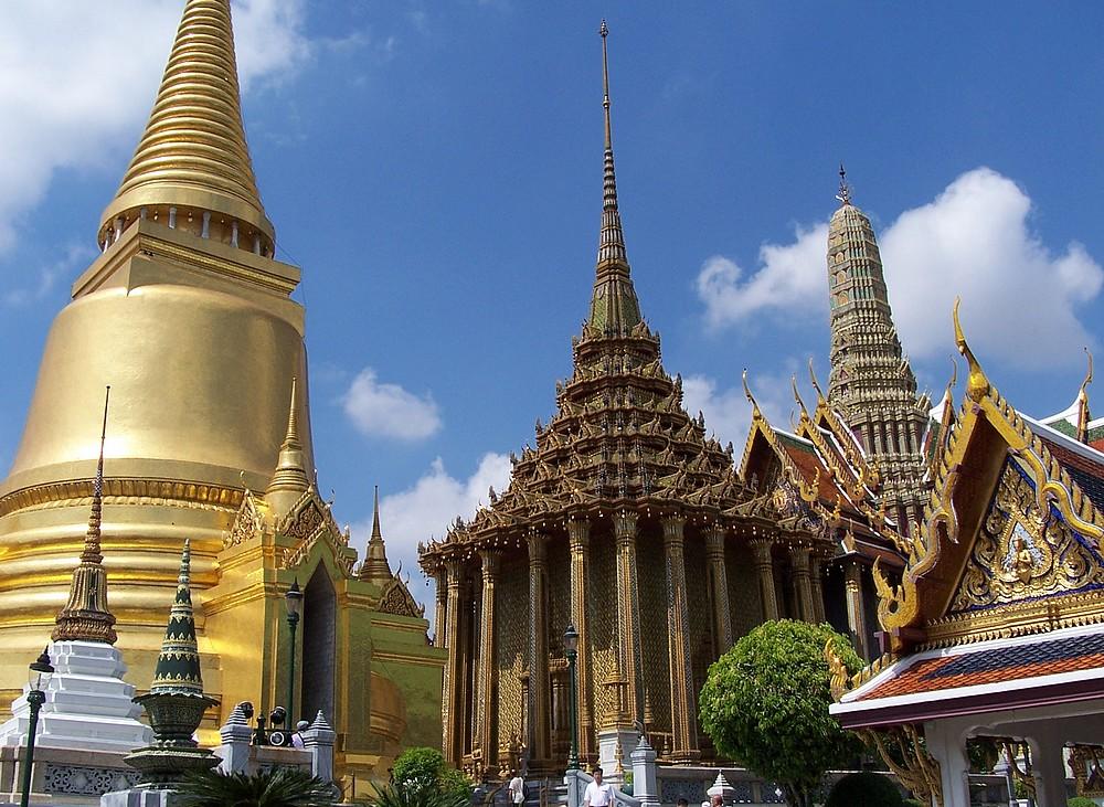 Visite Du Grand Palais Et Du Wat Phra Kaeo 224 Bangkok R 233 Servations Touristiques En Tha 239 Lande