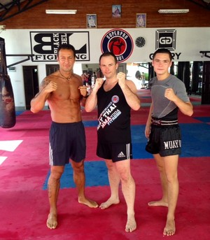 club boxe thai koh samui