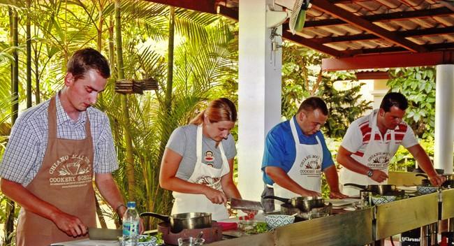 Cours De Cuisine Thai A Chiang Mai Reservations Touristiques En